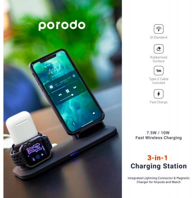 porodo-pd-w01-3-in-1-charging-station